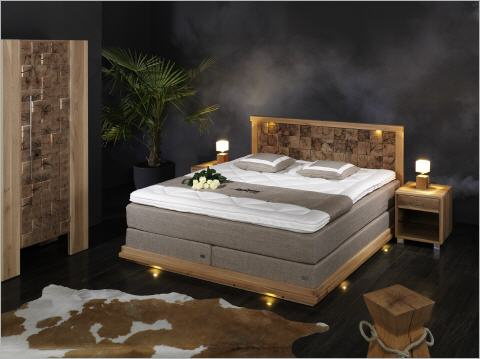 boxspring betten. Black Bedroom Furniture Sets. Home Design Ideas